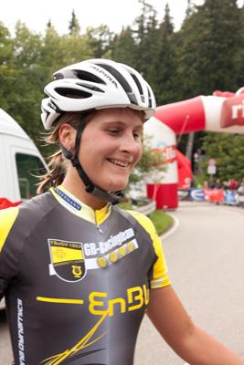 Die Schauinslandkönigin 2011 Katja Ulbrich